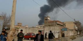 قتلى في هجوم انتحاري على تجمع انتخابي في أفغانستان