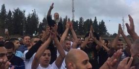 الأسير محمود جبارين يتنسم الحرية بعد 30 عاماً في سجون الاحتلال
