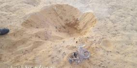طائرات الاحتلال تستهدف مجموعة شبان شرق رفح