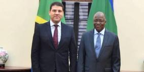 اعتماد حمدي ابو علي سفيرا لفلسطين في تنزانيا
