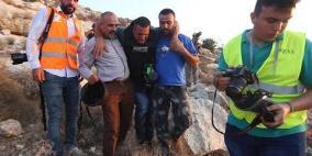 48 انتهاكاً ضد الحريات الاعلامية في فلسطين خلال أيلول