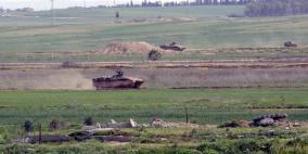 الاحتلال يطلق النار شرق خانيونس وغزة