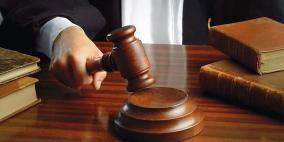 أريحا: الأشغال الشاقة 7 سنوات لمدان بتهمة الحرق الجنائي
