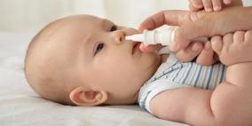 نصائح للتعامل مع الأطفال عند الإصابة نزلات البرد
