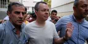 مفاجأة- تركيا تطلق سراح القس الأميركي
