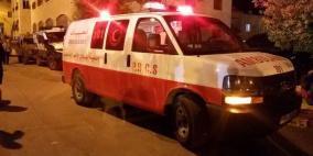 وفاة مواطن بحادث سير ذاتي في طوباس