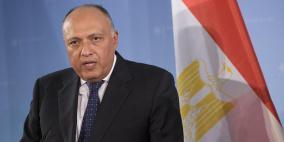 مصر تؤكد استمرارها في جهود المصالحة بين فتح وحماس