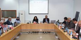 المجلس الفلسطيني يقرر مراجعة نظام جمعيات حماية المستهلك