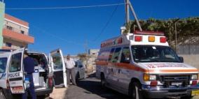 وفاة رضيعة إثر حادث دهس في بئر السبع