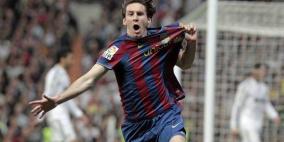 14 عامًا على الظهور الأول لميسي مع برشلونة