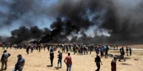 الفصائل الفلسطينية متمسكة بسلمية مسيرات العودة وتدعو إلى الإنضباط