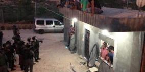 اخطارات هدم جديدة في قرية الولجة