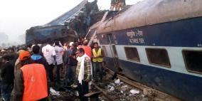 50 قتيلا- قطار يدهس حشد كبير من الناس في الهند