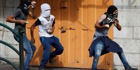 اصابة ثلاثة مواطنين خلال مواجهات وسط الخليل