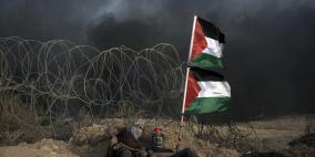 جيش الاحتلال: مسيرات غزة اليوم هي الأهدأ من بدايتها