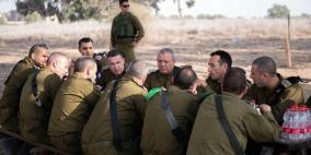 جيش الاحتلال يجري جلسة تقدير موقف بشأن غزة