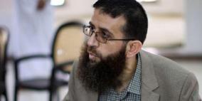 يتقيأ الدم- الأسير المضرب خضر عدنان في وضع صحي خطير