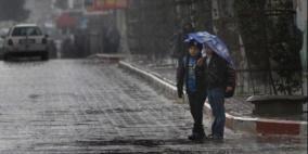 منخفض جوي يضرب البلاد والارصاد تحذر من خطر التزحلق