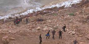 الأردن: 18 حالة وفاة جراء السيول في البحر الميت