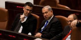 نتنياهو يكشف عن محاولة فاشلة للانقلاب ضده