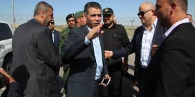 وفد أمني من المخابرات المصرية يصل غزة