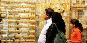 أسعار الذهب تحافظ على المكاسب التي حققتها