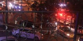 اصابات خلال شجارات عنيفة في عدة بلدات عربية
