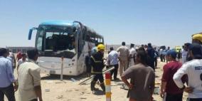 7 قتلى بهجوم على حافلة أقباط في مصر