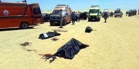 الحكومة تدين هجوم المنيا في صعيد مصر
