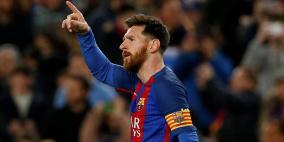برشلونة يعلن مفاجأة سارة لعشاقه بشأن ميسي