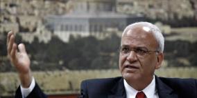 عريقات: الدفاع عن مصالح شعبنا يأتي بدعم موقف الإجماع الفلسطيني