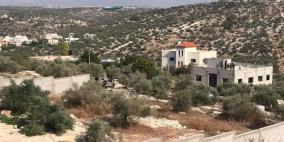 """قوات كبيرة من جيش الاحتلال تحاصر منزل منفذ """"عملية بركان"""" اشرف نعالوة"""
