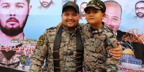"""""""الحسن"""" أول طفل من نطفة مهربة يلتقي بوالده المحرر"""
