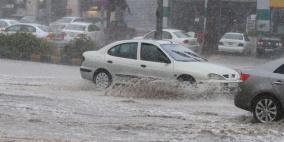 الطقس: أجواء غائمة وباردة وأمطار اليوم وغدا