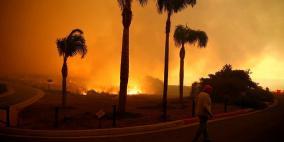 "25 قتيلا- ""رياح الشيطان"" تأجج حرائق كاليفورنيا"