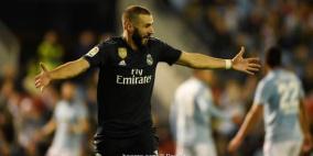 ريال مدريد يستغل سقوط برشلونة برباعية في سيلتا