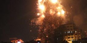 الاحتلال يعود لسياسة قصف المنازل في غزة