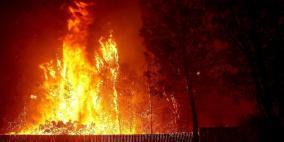 حرائق كاليفورنيا: الحصيلة ترتفع وبلدة كاملة مسحت عن الخريطة