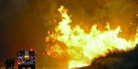 أكثر من 600 مفقود جراء الحرائق في كاليفورنيا