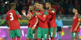 رسميا: المغرب تحجز مقعدا في نهائيات كأس أمم افريقيا