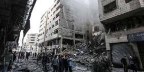 إحصائية خسائر غزة الناجمة عن العدوان الأخير