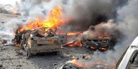 العراق: قتلى وجرحى في انفجار سيارة بتكريت
