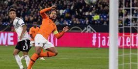 صحف هولندا تحتفل بالهدف القاتل في مرمى الألمان.. والإنجليز يفتخرون بمدافع ليفربول