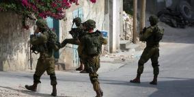 اخطار20 متجر بالهدم في مخيم شعفاط شمال القدس