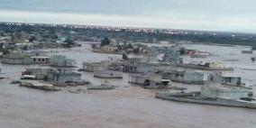 مقتل 7 أشخاص جراء سيول ضربت شمال العراق