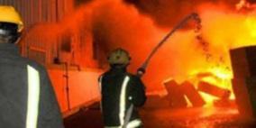 وفاة طفلين في حريق داخل منزل في يطا