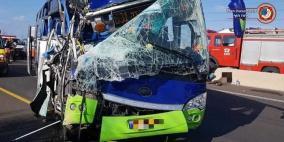 إصابتان خطيرتان في حادث سير قرب حيفا