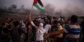 """عزة تستعد لجمعة """"التضامن مع الشعب الفلسطيني"""""""