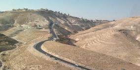 """وزارة الأشغال تعلن عن خطة الطريق البديل لـ""""وادي النار"""""""