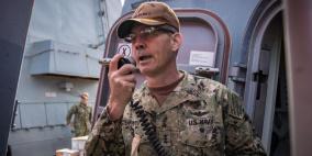 الكشف عن سبب مقتل قائد البحرية الأمريكية في الشرق الأوسط